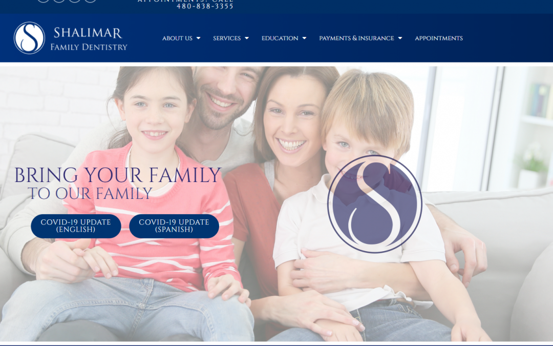 Shalimar Family Dentistry – White Inc. Consult