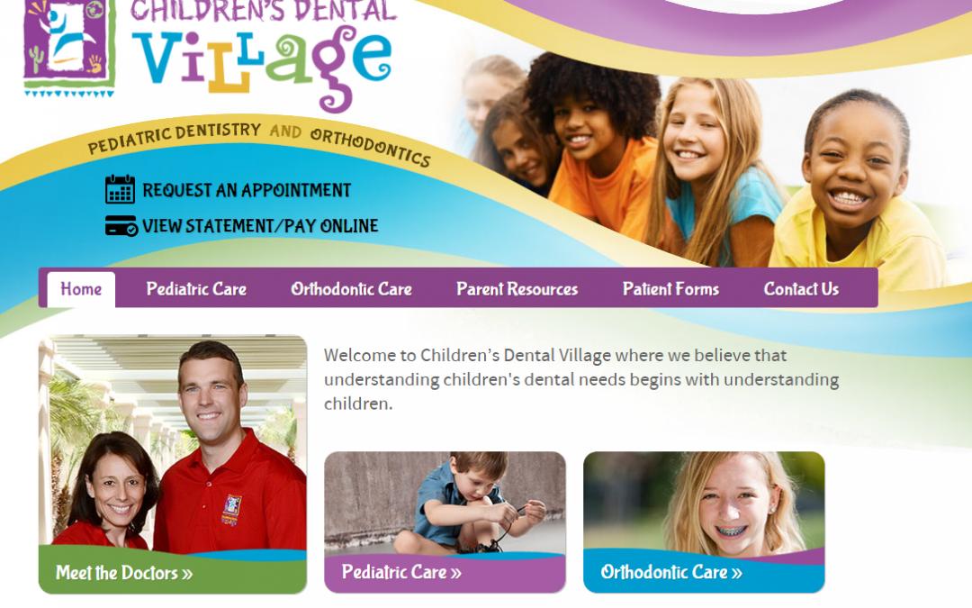Children's Dental Village – White Inc. Consult