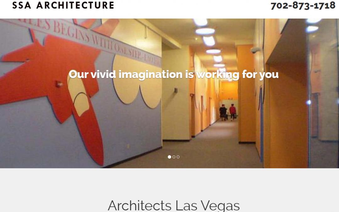 SSA Architecture – White Inc. Consult