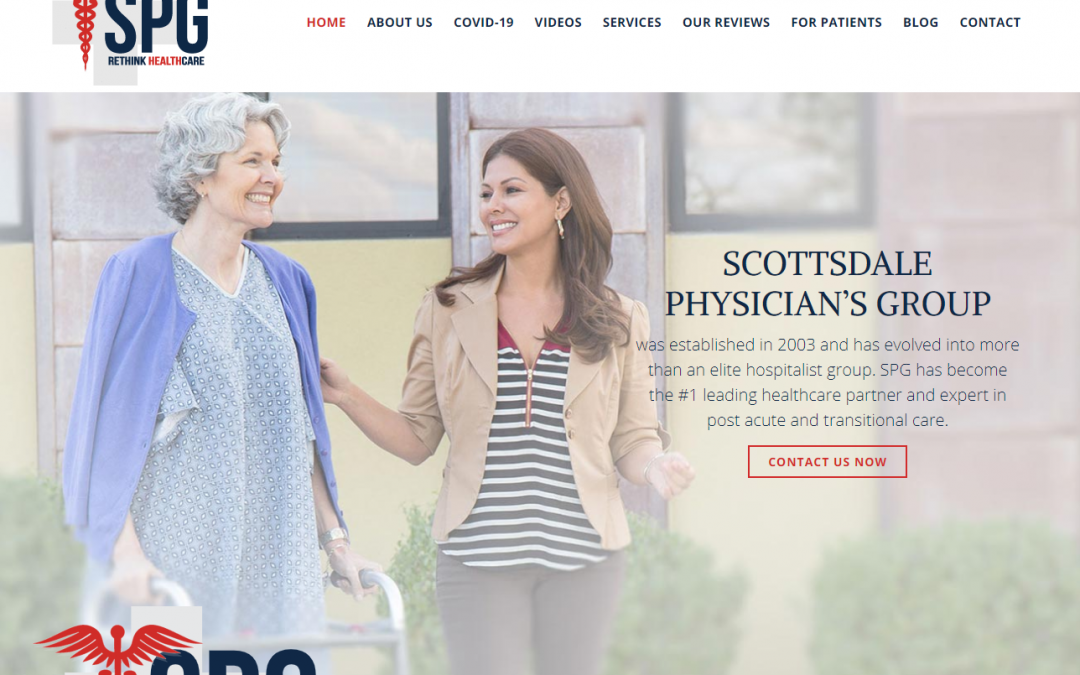 SPG Rethink Healthcare – White Inc. Consult