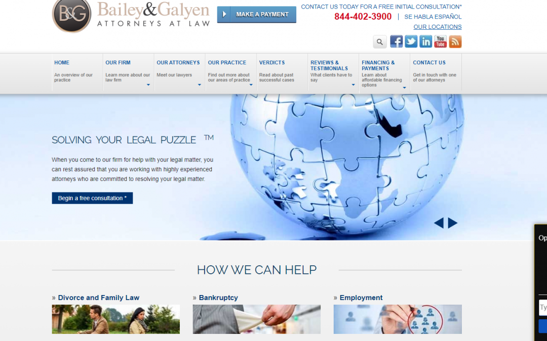 Bailey & Gaylen Attorney at Law – White Inc. Consult