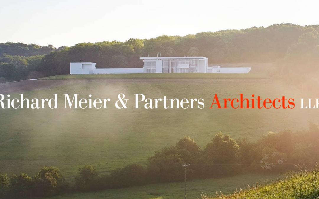 Richard Meier Model Museum – White Inc. Consult