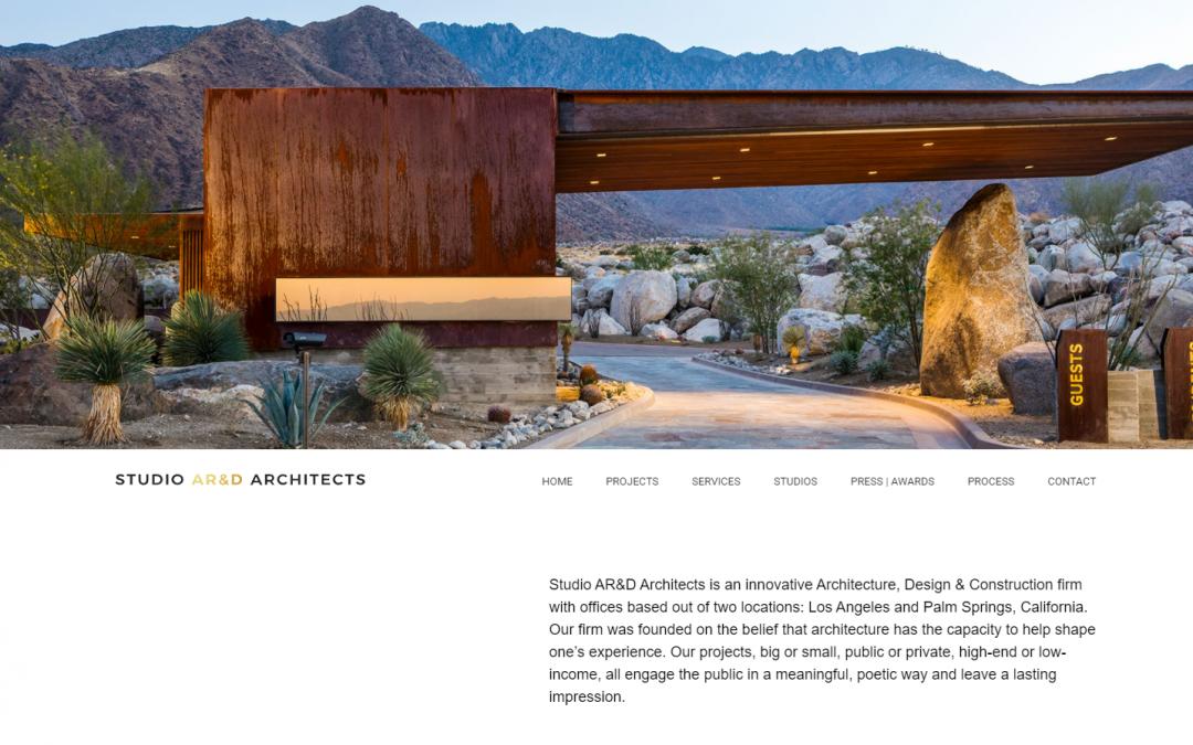 Studio AR&D Architects – White Inc. Consult