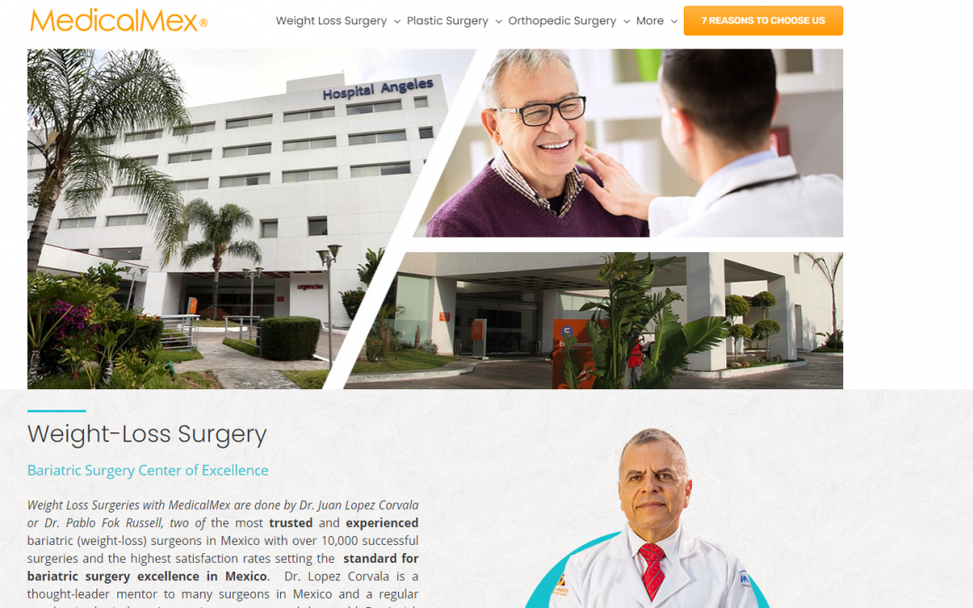 Medical Mex – White Inc. Consult