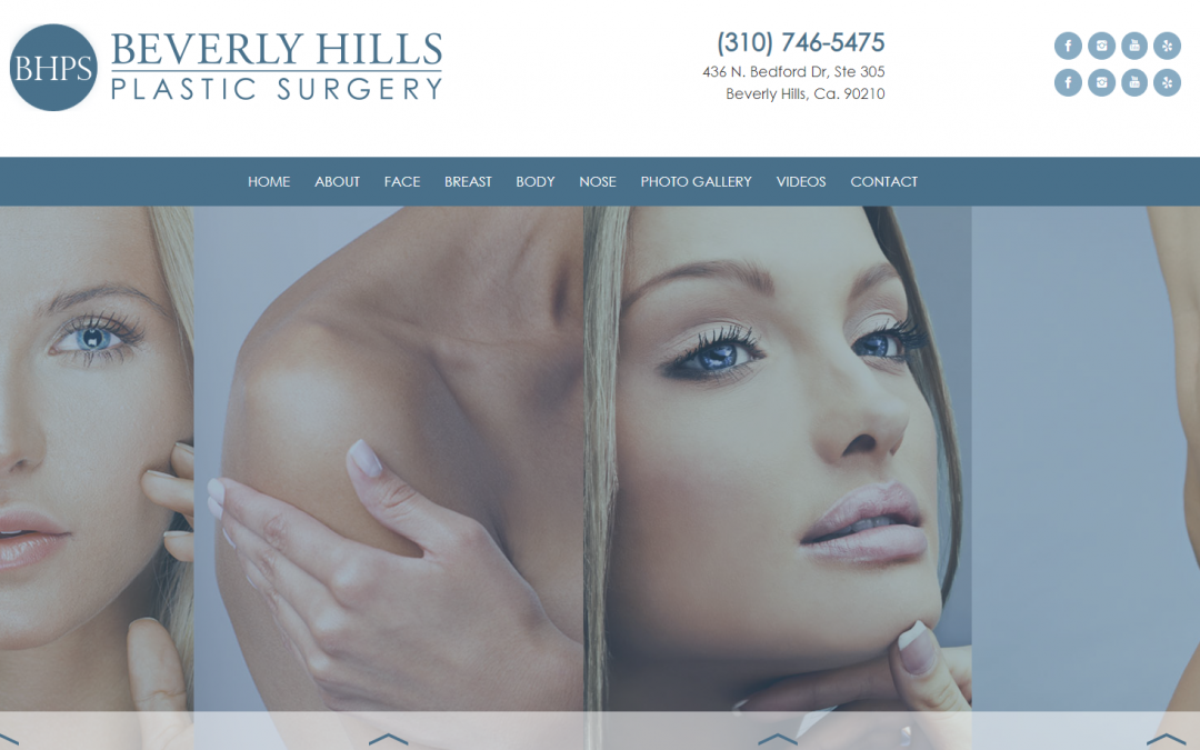 Beverly Hills Plastic Surgery MD  – White Inc. Consult