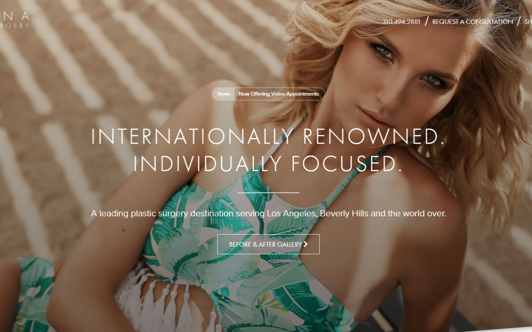 Marina Plastic Surgery  – White Inc. Consult