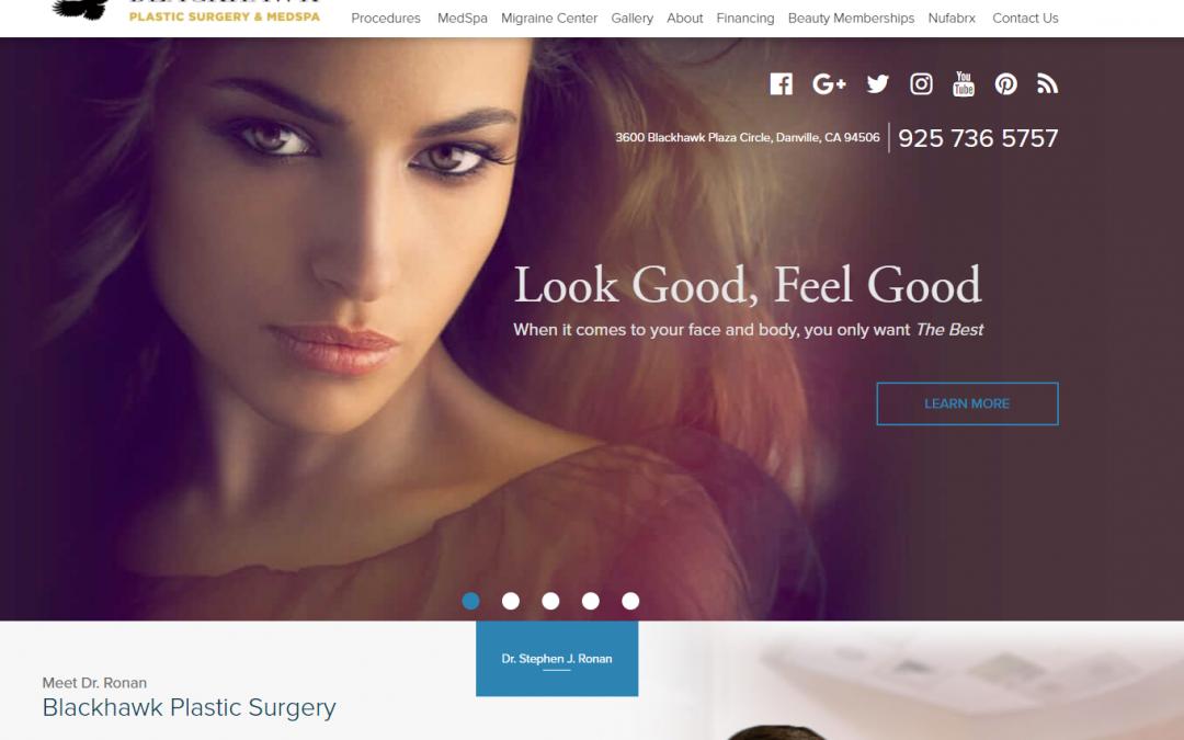 Blackhawk Plastic Surgery and Medspa  – White Inc. Consult