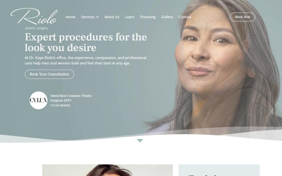 Riolo Plastic Surgery  – White Inc. Consult