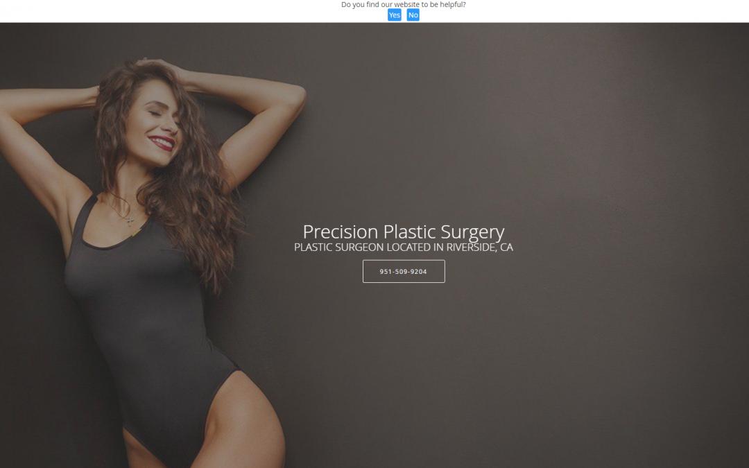 Precision Plastic Surgery  – White Inc. Consult