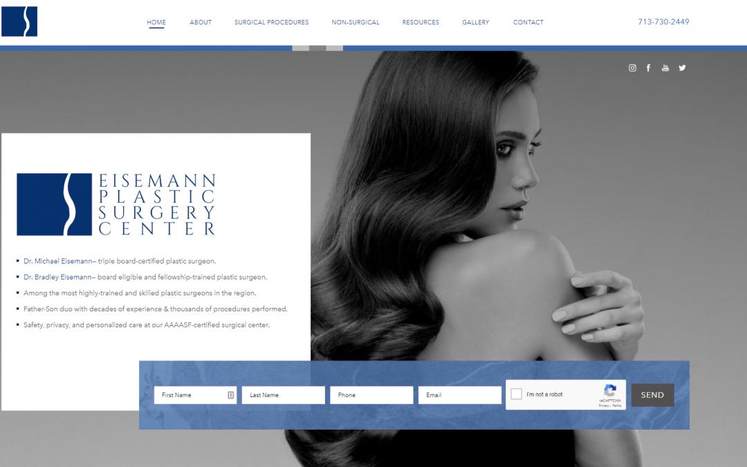Eisemann Plastic Surgery – White Inc. Consult