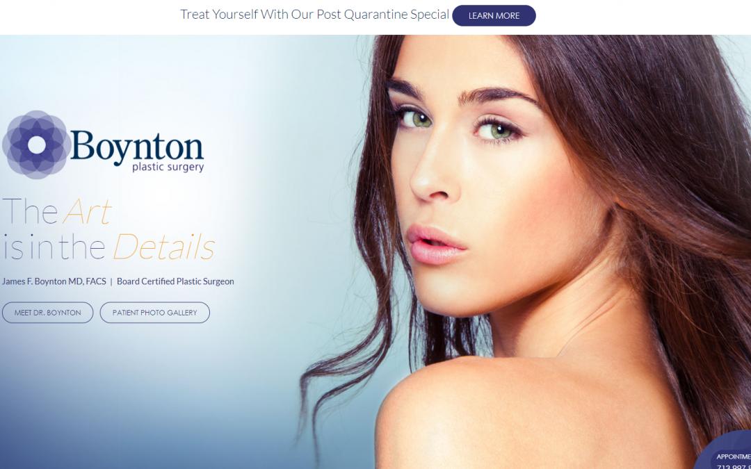 Boynton Plastic Surgery – White Inc. Consult