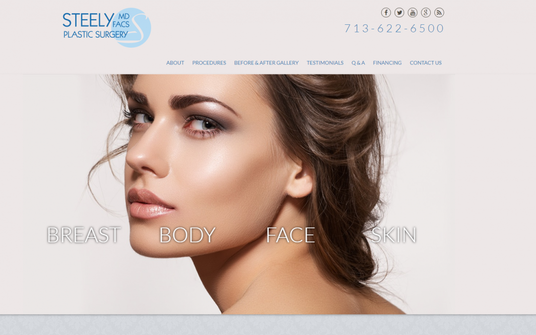 Steely Plastic Surgery – White Inc. Consult