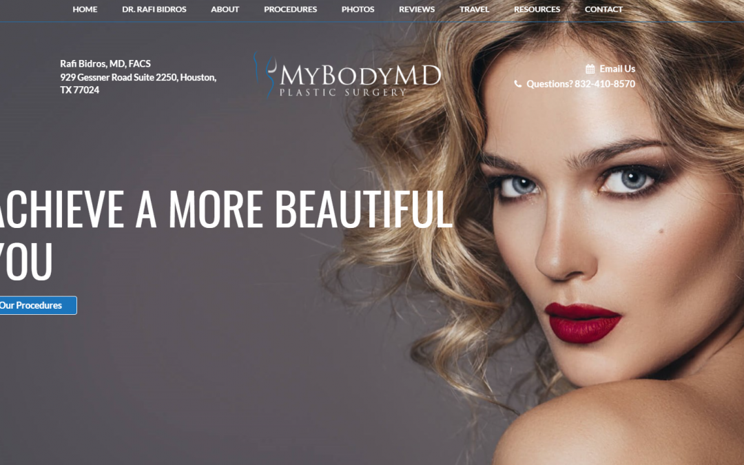My Body MD Plastic Surgery – White Inc. Consult