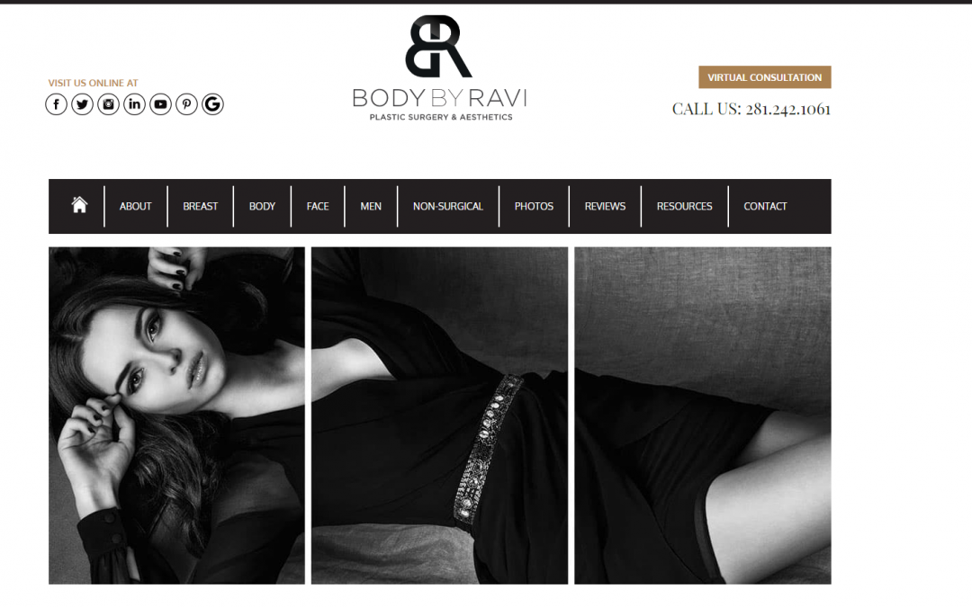 Body By Ravi Plastic Surgery and AesThetics – White Inc. Consult