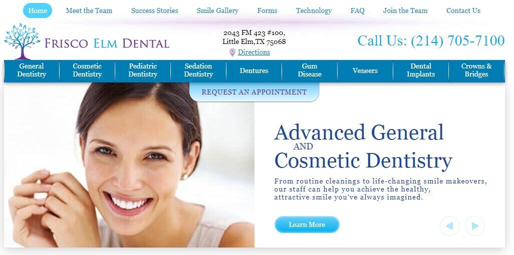 Frisco Elm Dental – White Inc. Consult