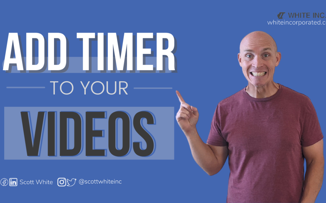How To Create A Countdown Timer In Your Videos
