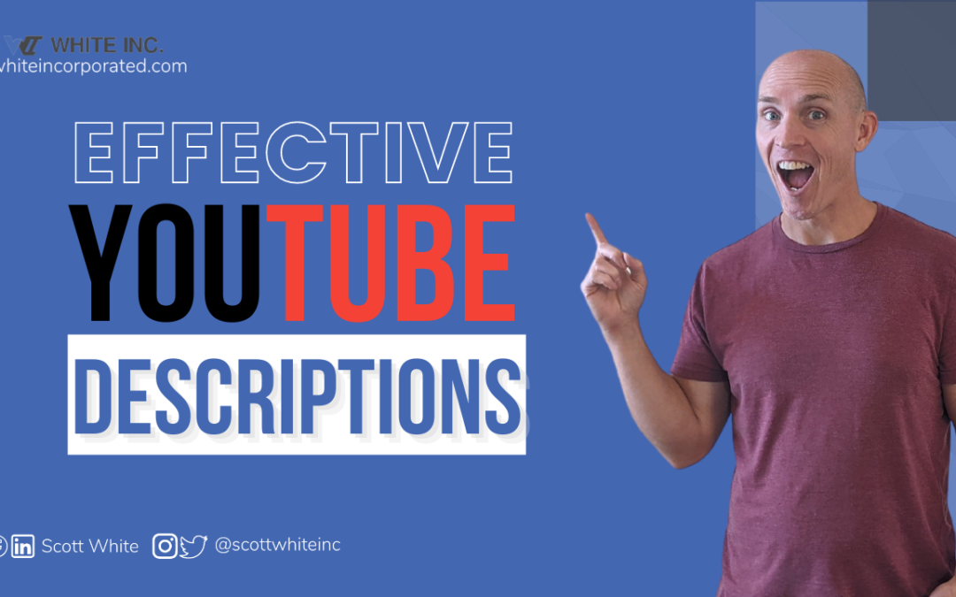 Writing YouTube Descriptions To Rank First In YouTube