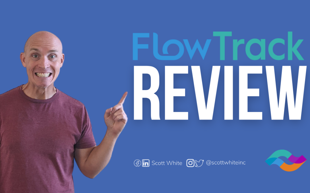 FlowTrack Software Review – Design, Automate, Sell (Click Funnel Competitor)