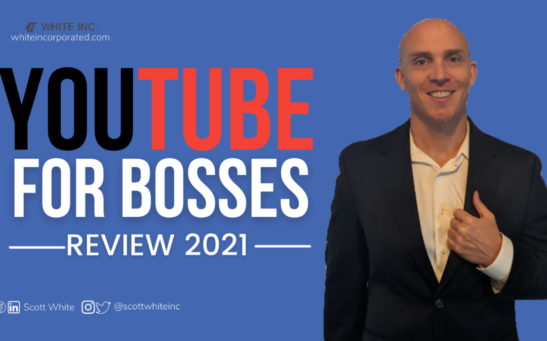 Youtube For Bosses by Sunny Lenarduzzi: Best Youtube Course or Total Bust?