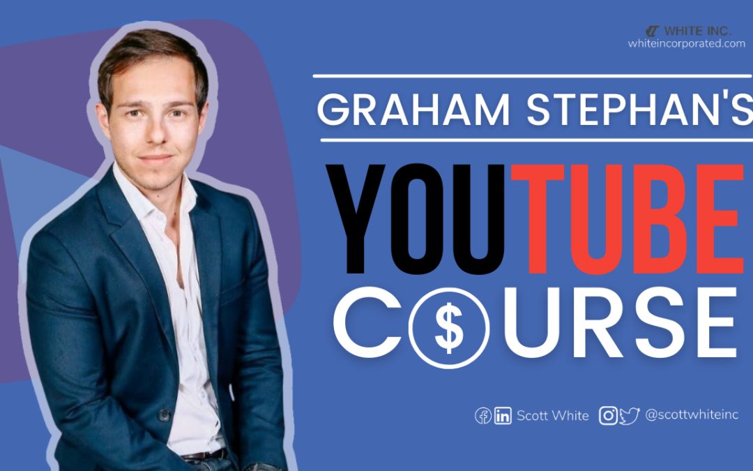 Graham Stephan YouTube Course (+$200 Off Coupon!)
